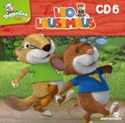 CD Leo Lausemaus TV-Serie 6