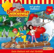 CD Benjamin Blümchen 131