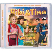 Bibi und Tina - Hörspiel zum 3. Kinofilm: Mädchen gegen Jungs (CD)
