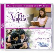 CD Violetta 15&16