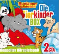 CD Benjamin Blümchen Tierkinder - Box