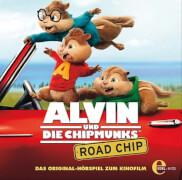 CD Alvin & Chipmunks Road Chip
