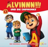 CD Alvin & Chipmunks TV Serie 1
