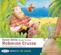 CD Robinson Crusoe Hörspiel