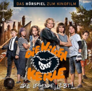 CD Die wilden Kerle Kinofilm