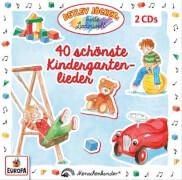 CD 40 schönsten Kindergartenlieder