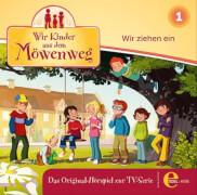 CD Möwenweg 1:Wir ziehen ein