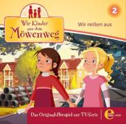 CD Möwenweg 2:Wir reißen aus