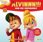 CD Alvin&Chipmunks TV Serie 2