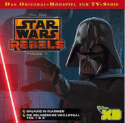CD Star Wars Rebels 7: