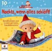 CD Sandmännchen 10:Nachts