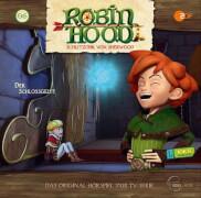 Robin Hood - Folge 6: Der Schlossgeist / ... (CD)