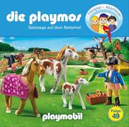 Die Playmos - Folge 49: Sabotage auf dem Reiterhof (CD)