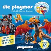 CD Playmos 50: Die heiße Spur