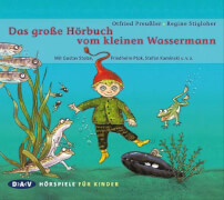 CD Hörbuch vom kleinen Wassermann