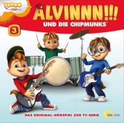CD Alvin&Chipmunks TV Serie 3