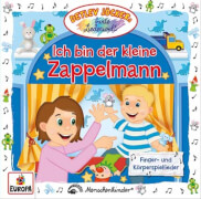 CD Der kleine Zappelmann