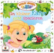 CD Kleiner Käfer geht spazier
