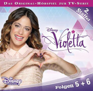 CD Violetta Staffel 2 5&6