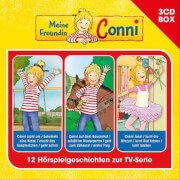 CD Conni TV-Serie Box 1 :1-3