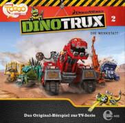CD Dino Trux 2: Die Werkstatt