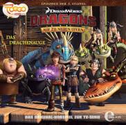 Dragons - Folge 21: Das Drachenauge (CD)