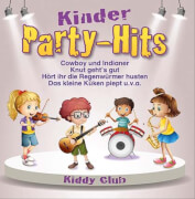 CD Kinder Party-Hits