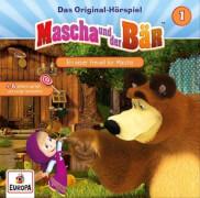 CD Mascha 1:Ein neuer Freund