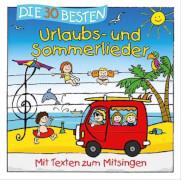 CD 30 beste Urlaubs-u-Sommerlieder