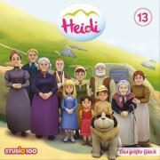 CD Heidi CGI 13:Das gr.Glück