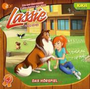 CD Lassie TV-Serie 4