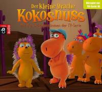CD Der kleine Drache Kokosnuss  TV-Serie 10