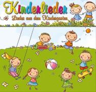 CD Lieder aus d. Kindergarten
