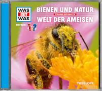 Tessloff WAS IST WAS Hörspiel: Bienen und Natur/ Welt der Ameisen