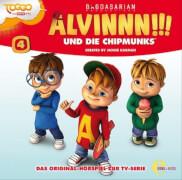 CD Alvin & Chipmunks TV Serie 4