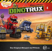 CD Dino Trux 4: Schildkröte