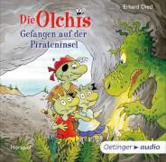 Die Olchis: Gefangen auf der Pirateninsel (2CD)