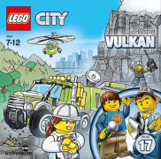 CD LEGO City 17: Vulkan