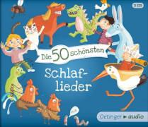 CD Die 50 schönsten Schlaflieder (3 CD)