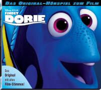 CD Disney Findet Dorie