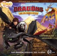 Dragons - Folge 22: Gefährliche Gesänge / # (CD)