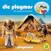 Die Playmos - Folge 52: Der Schatz der Pyramide (CD)