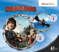 CD Drachenzähmen 1+2