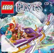 CD LEGO Elves 2: Drachen helfe