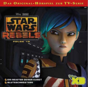 CD Star Wars Rebels 10: Kunst