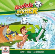 Teufelskicker - Folge 63: Sauber gespielt! (CD)