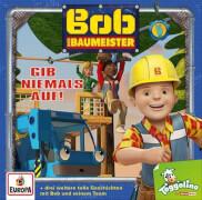 Bob Baumeister - Folge 6: Der Geist aus der Kiste (CD)