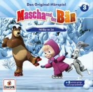CD Mascha und der Bär 3:Holiday on Ice