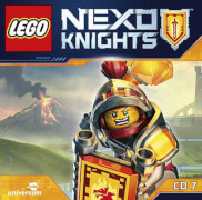 CD LEGO Nexo Knights 7: Comic