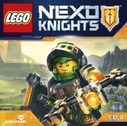 CD LEGO Nexo Knights 8: Chilli